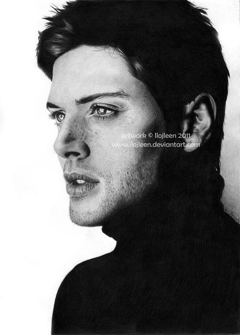 Jensen Ackles 03 by Ilojleen