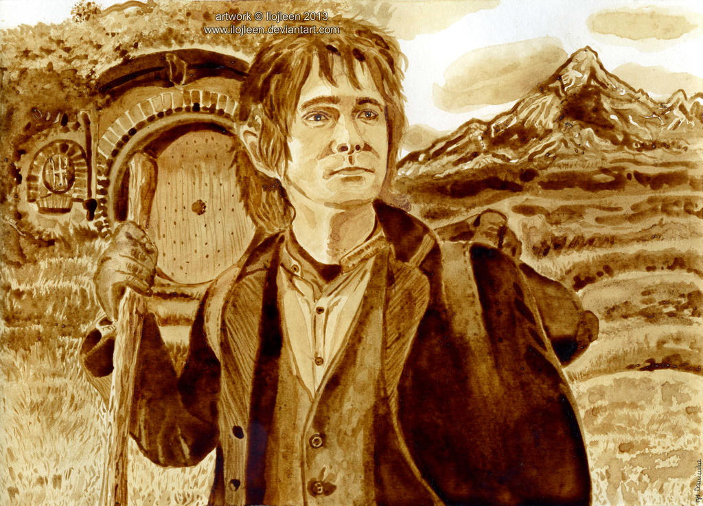 the character of bilbo baggins in the hobbit Bilbo baggins was a hobbit who lived in the shire during the final years of the third age his adventure with the dwarves thorin and company earned him a fortune, and brought the one ring of sauron back into knowledge.