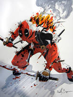Deadpool 22 by ReillyBrown