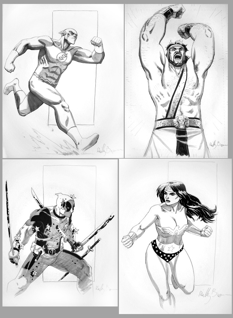 Part 14 / 9 Big_Apple_Con_Sketches_by_ReillyBrown