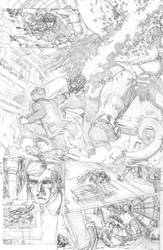 Pencils of Power 2 by ReillyBrown