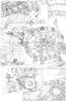 Pencils of Power 3 by ReillyBrown