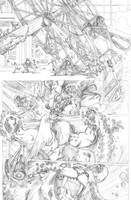 Pencils of Power by ReillyBrown