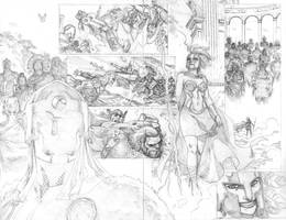 Pencils of Power 5 by ReillyBrown