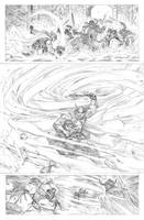 Prince of Power 2 7 pencils by ReillyBrown