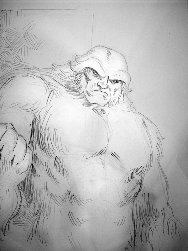 The Squatch by ReillyBrown