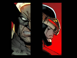 AvX Infinite-- Wolverine vs Cyclops