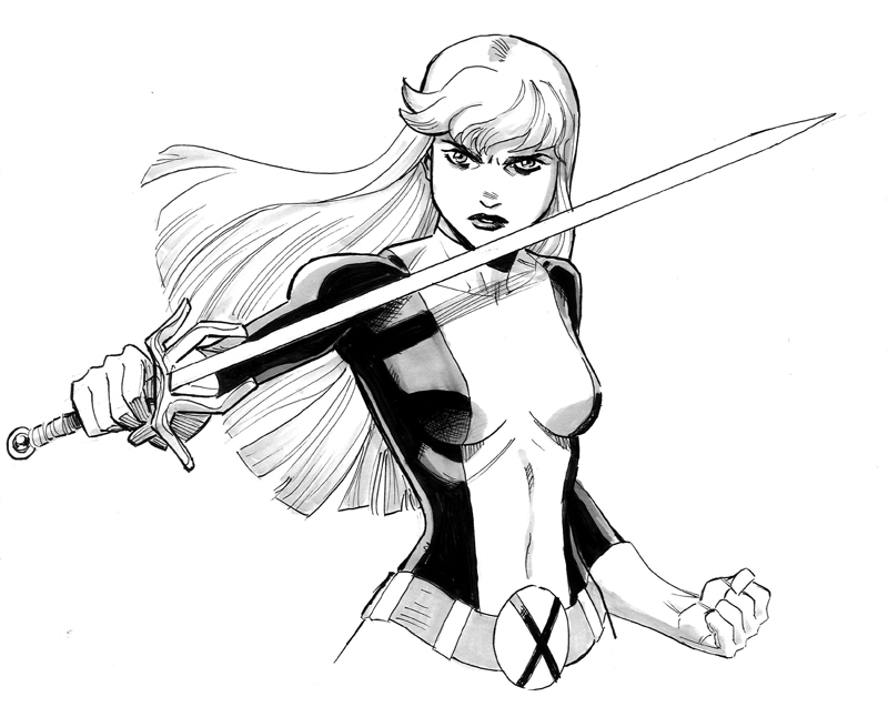 Magik by ReillyBrown