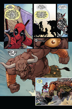 Deadpool: Dracula's Gauntlet #2