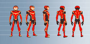 Outrage character turnaround