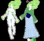 Queen Minttu by Crystalomic