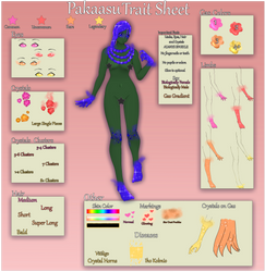 Pakaasu Trait Sheet by Crystalomic