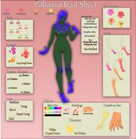 Pakaasu Trait Sheet by Crystalomic