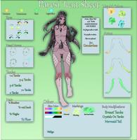 Pavesi Trait Sheet by Crystalomic