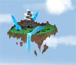 Kulluaari, the Mystery Island of the Sky by Crystalomic