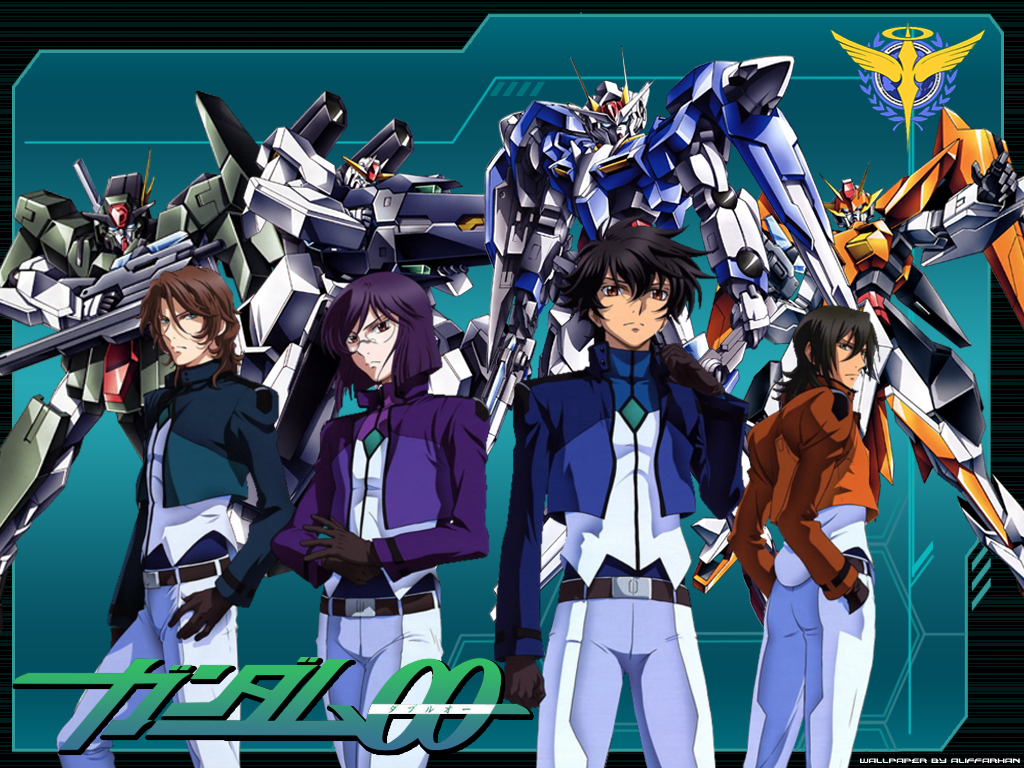 Gundam 00 Season 2 by aliffarhan on DeviantArt