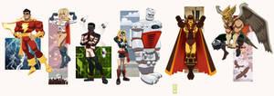 DC Universe Vol. 5: JSA