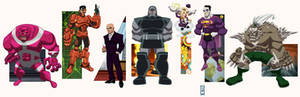 DCU Vol6: Super Villains