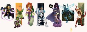 DCU Vol.8: Teen Titans