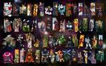 DC Universe: The Wallpaper