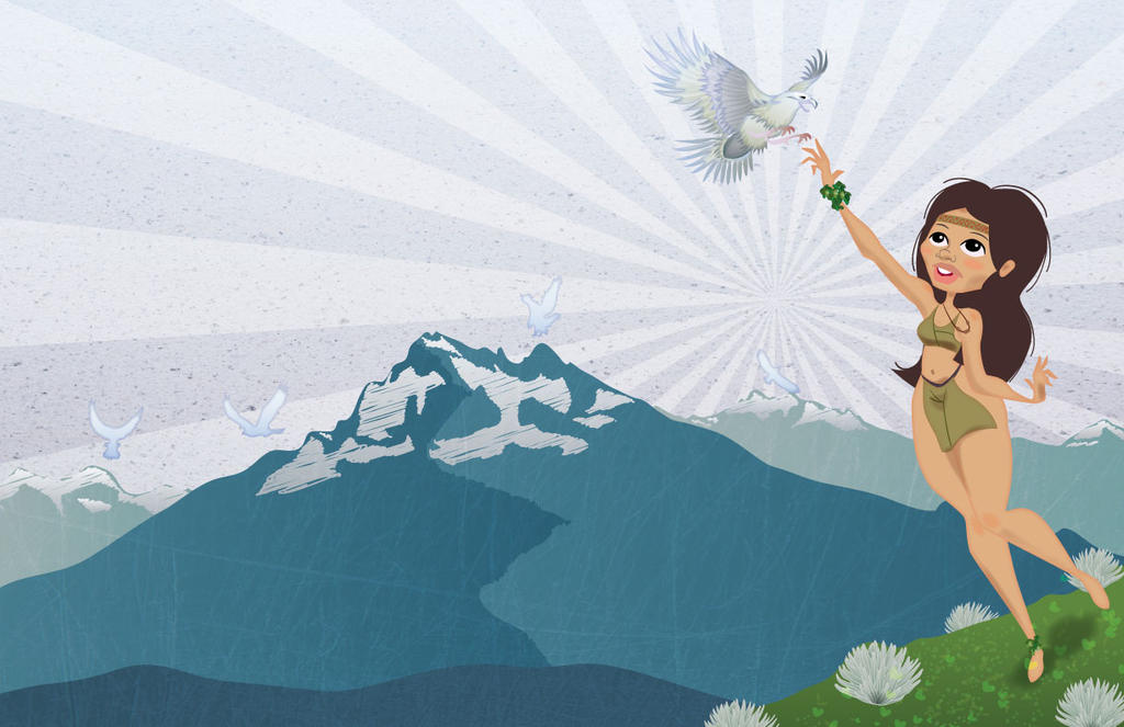 Las Cinco Aguilas Blancas by alexmax
