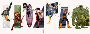 DC Universe Vol. 10: Fan Faves