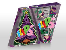 Empaque Flips Navidad 2012 Chocolate by alexmax