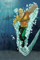 Aquaman by alexmax