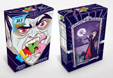Flips Halloween Vampire by alexmax