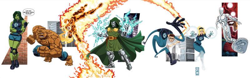 Marvel Vol.3 Fantastic Four