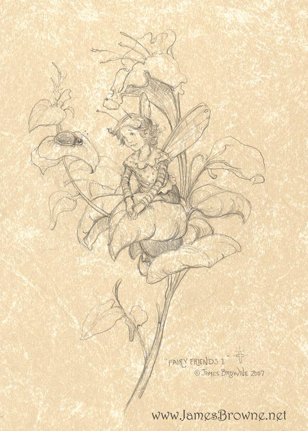 Fairy Friends 1 by yaamas