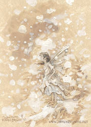 Snow Faery 1 by yaamas