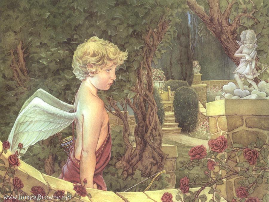 Cupid's Garden by yaamas