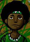 Nigeria Boy by r0zuz0r