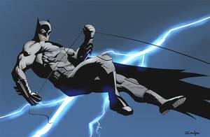 Happy Batman Day 2015 by PhilipSasko