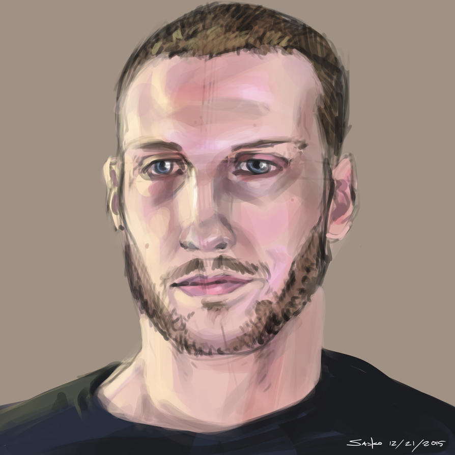 Self Portrait by PhilipSasko