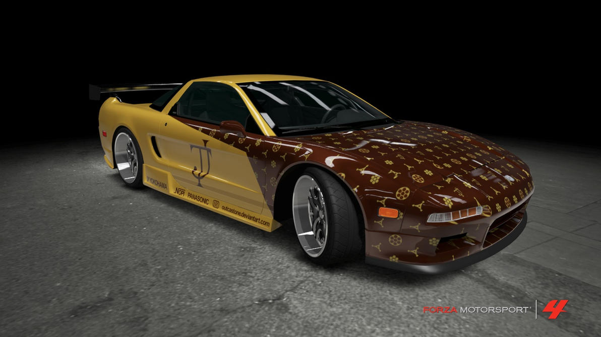 Acura NSX - 2 Fast 2 Furious by OutcastOne on DeviantArt