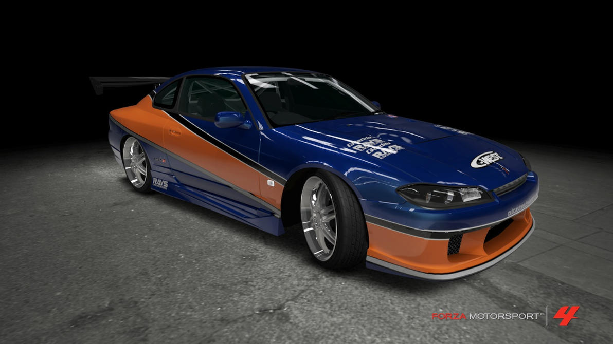 Mitsubishi Eclipse Cost >> Nissan Silvia Type-R - TFATF Tokyo Drift by OutcastOne on DeviantArt