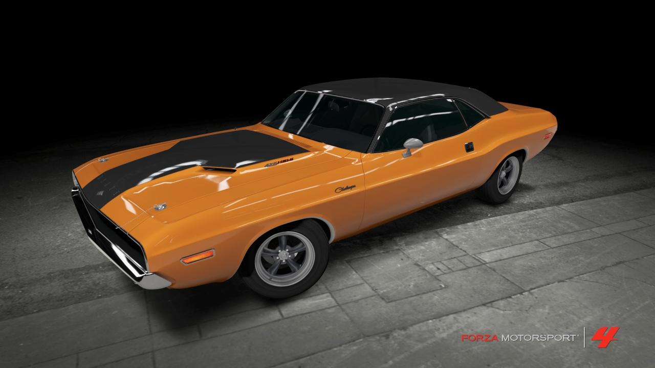 Dodge Challenger R/T -...