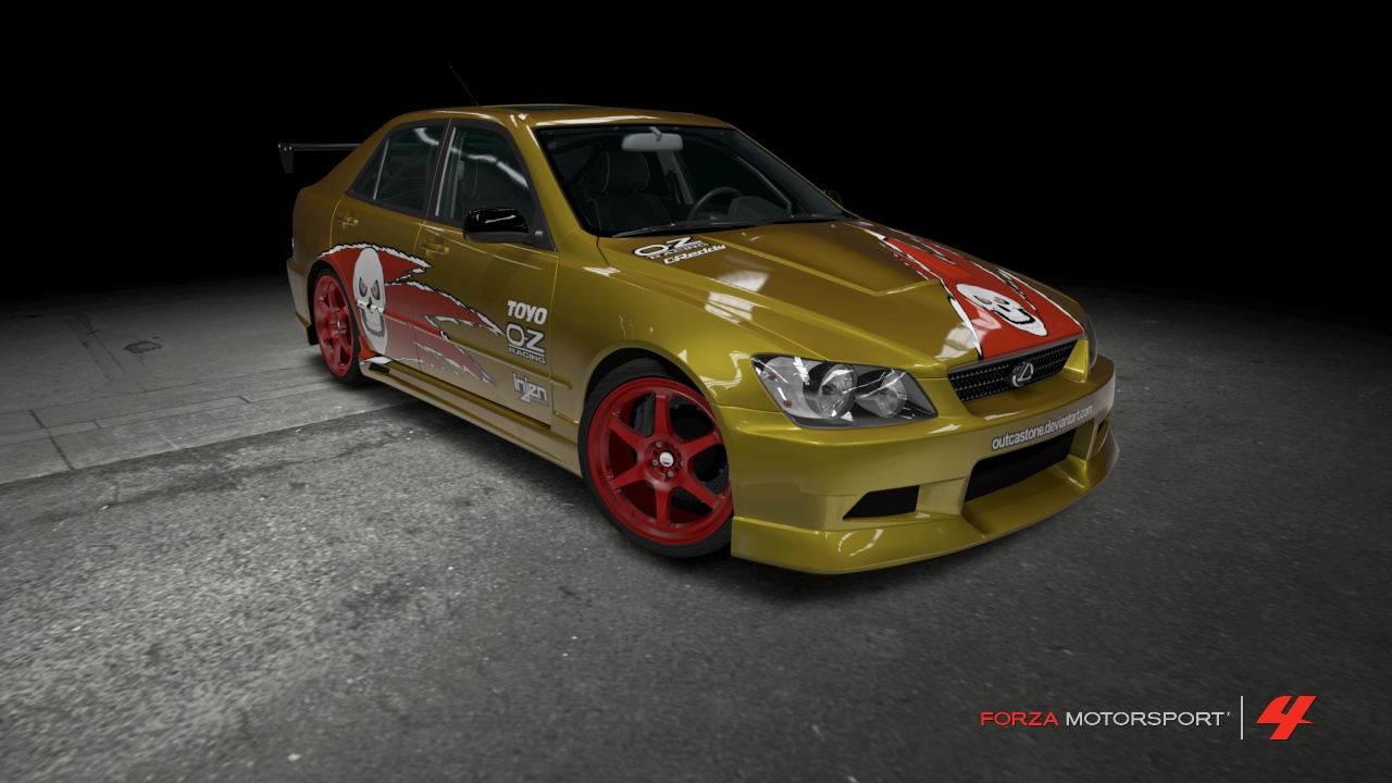 Lexus Is 300 Need For Speed Most Wanted By Outcastone