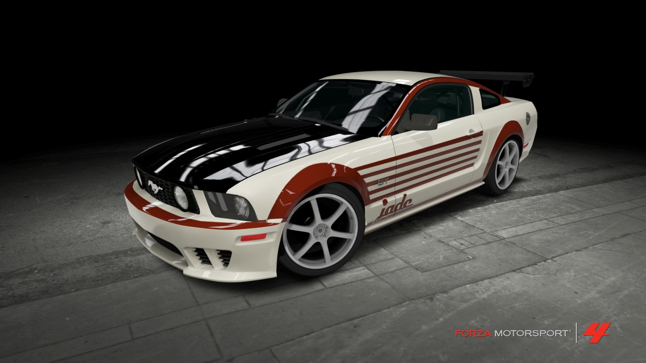 Ford Mustang Gt Need For Speed Most Wanted By Outcastone