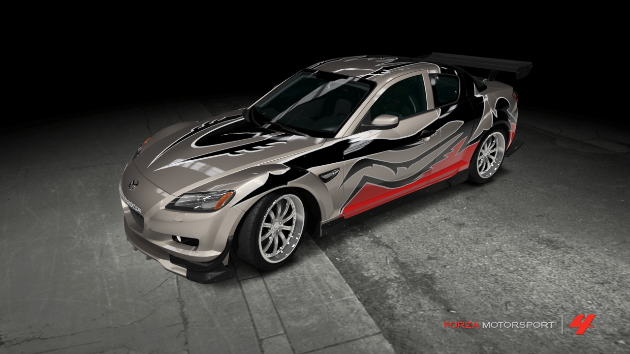 Mazda Rx 8 R3 Need For Speed Most Wanted By Outcastone