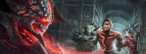 Diablo by PhanouArt