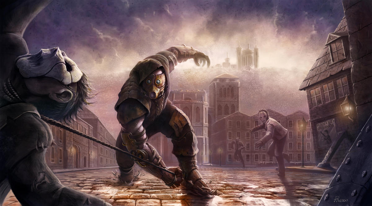 Dishonored Fan Art Corvo Video Games Wallpapers Hd: Dishonored By PhanouArt On DeviantArt