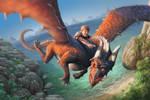 ALban Dragon