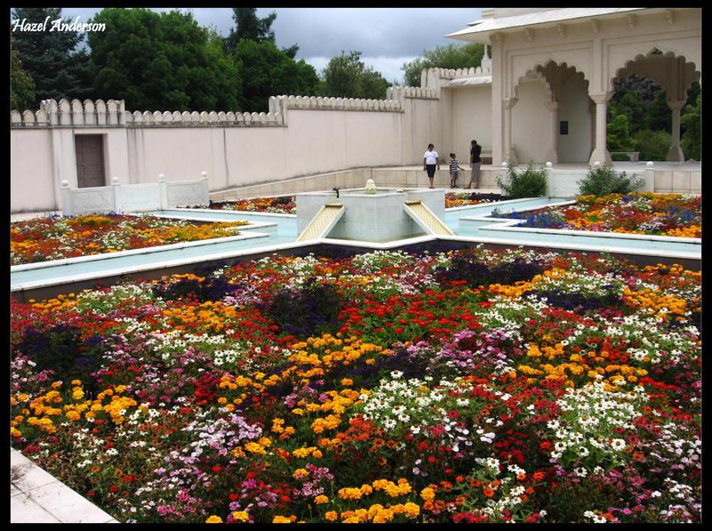 A taste of indian gardens by hazeldazel on deviantart for Indian garden