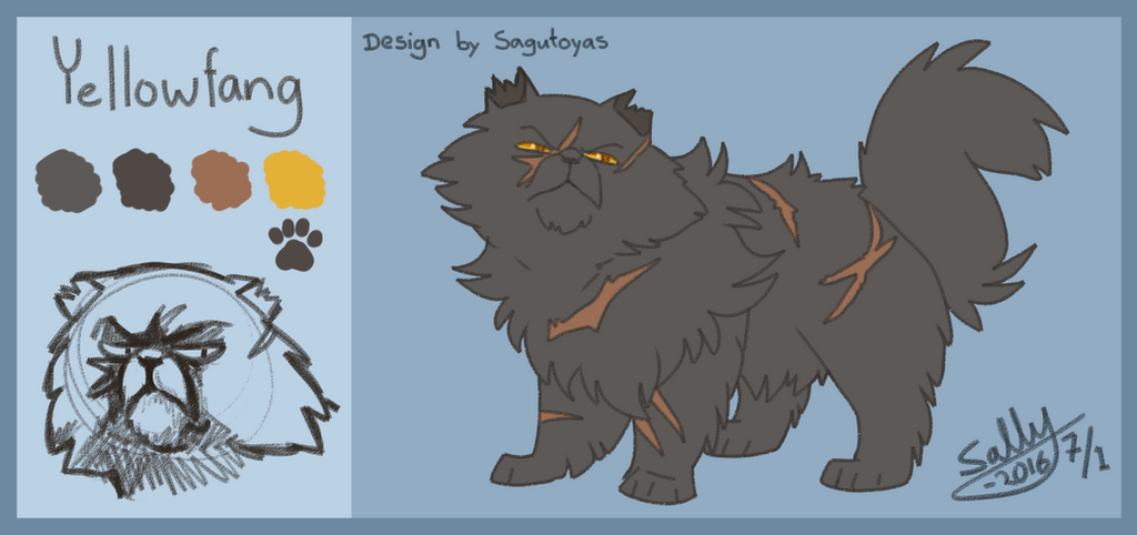Dogs Warrior Cats