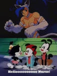 Warner Bros. Love Felicia by JCFanfics