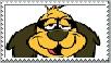 Hong Kong Phooey Stamp by JCFanfics