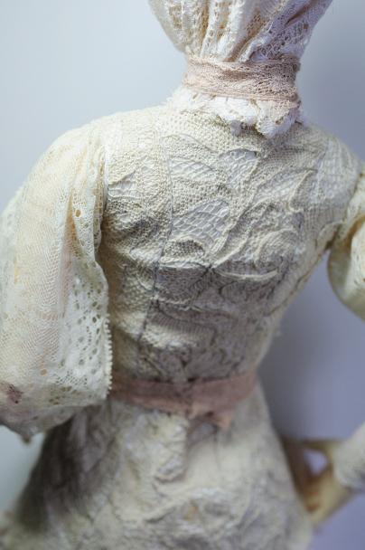 Needlelace Jacket Teaser by Raouken